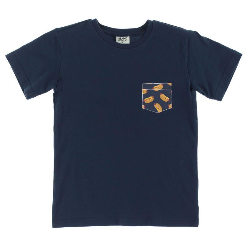 Hot Dog T-Shirt 2-8y