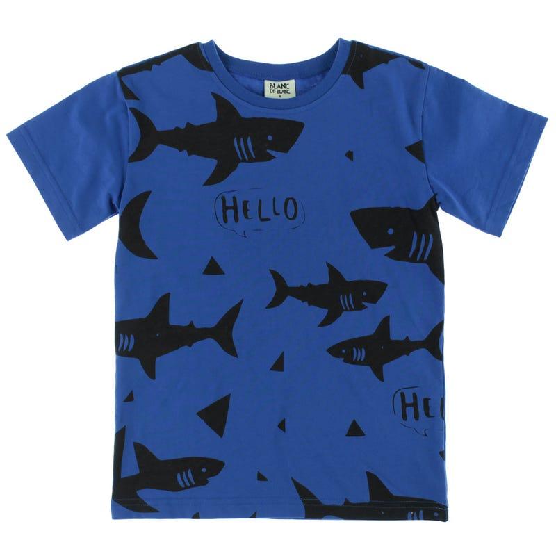 Shark T-Shirt 2-8y