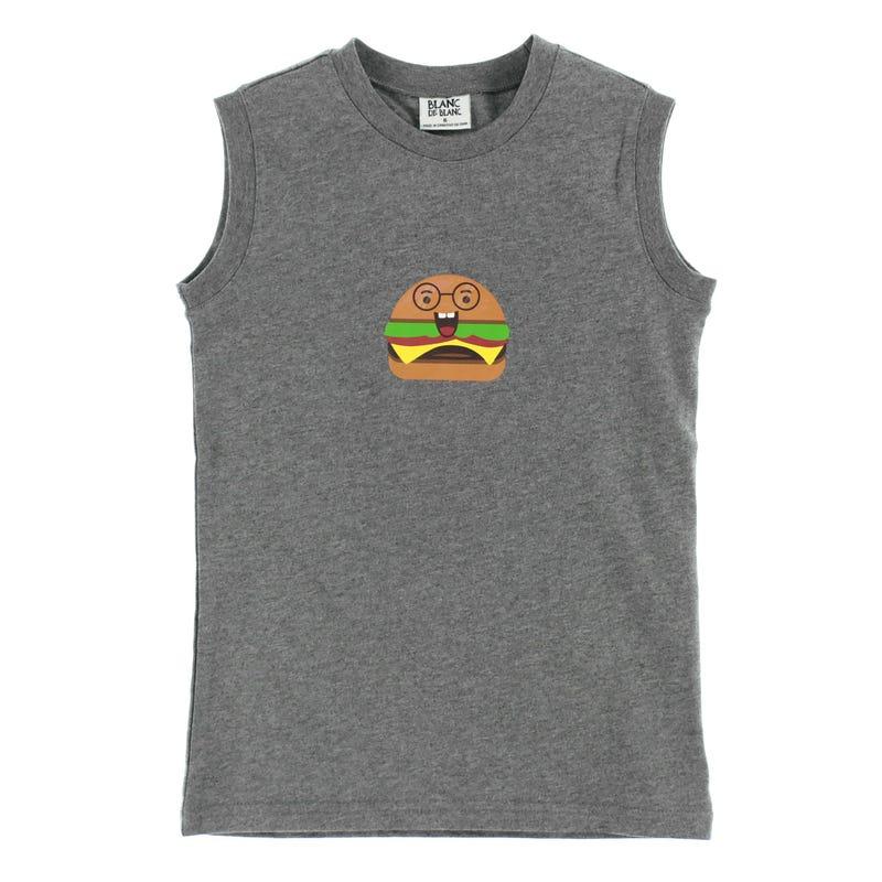 Hamburger Tank Top 2-8y