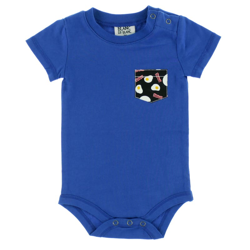 Breakfast 1pc T-Shirt 3-24m