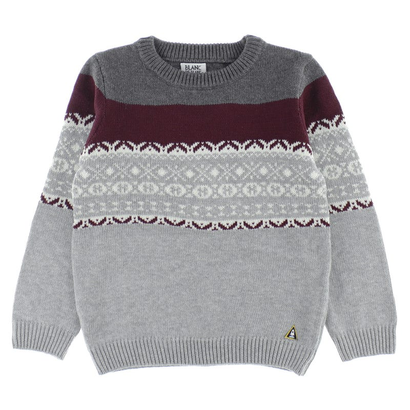 Pull Espace 2-8ans
