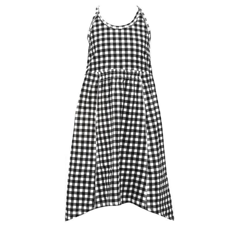 Jordaan Vichy Dress 4-14y
