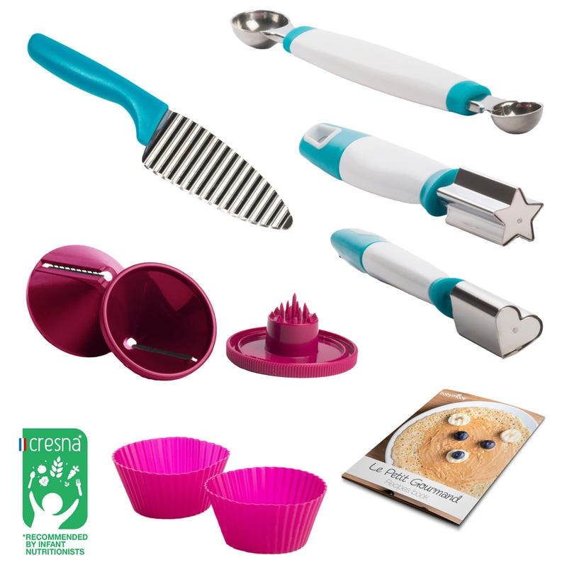 "Food Preparation Kit ""Petit Gourmand"""