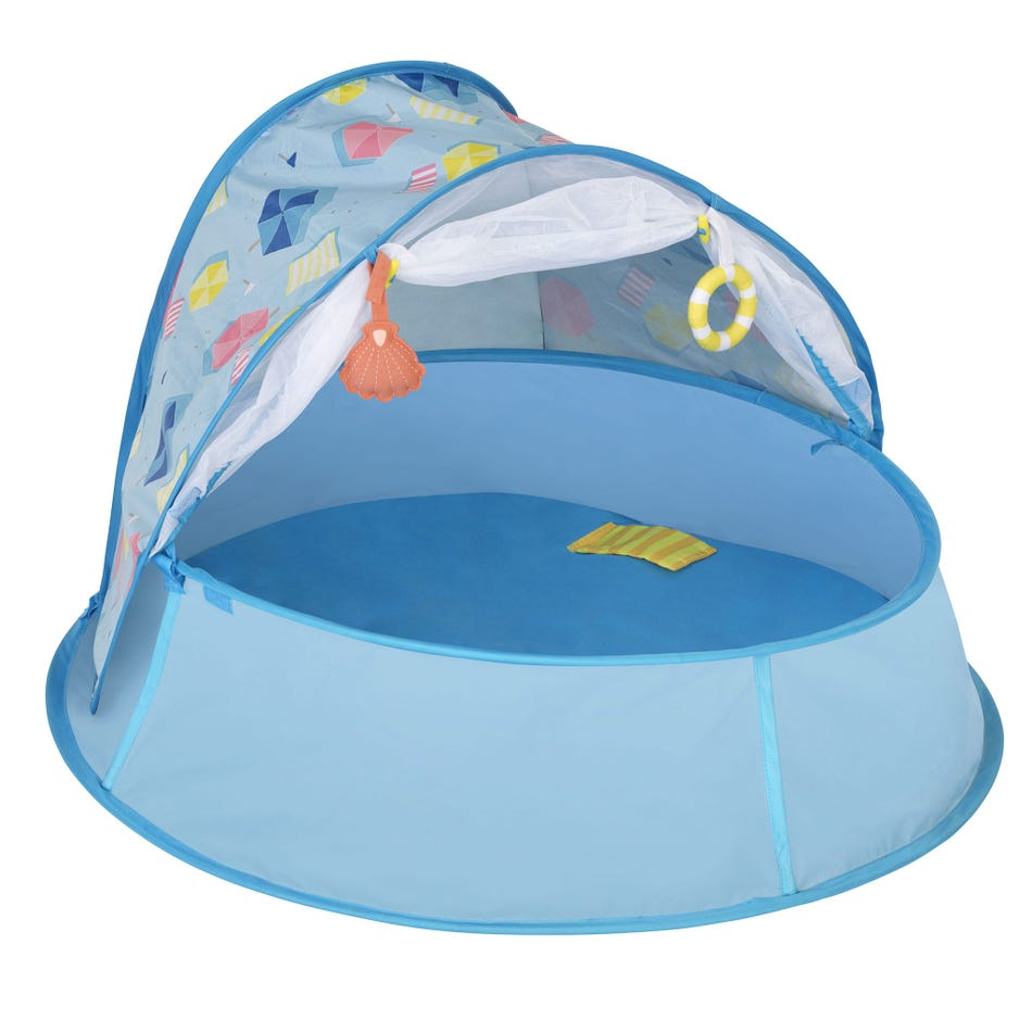 Babymoov Aquani 3-In-1 Anti-UV Play Area Tent - Clement