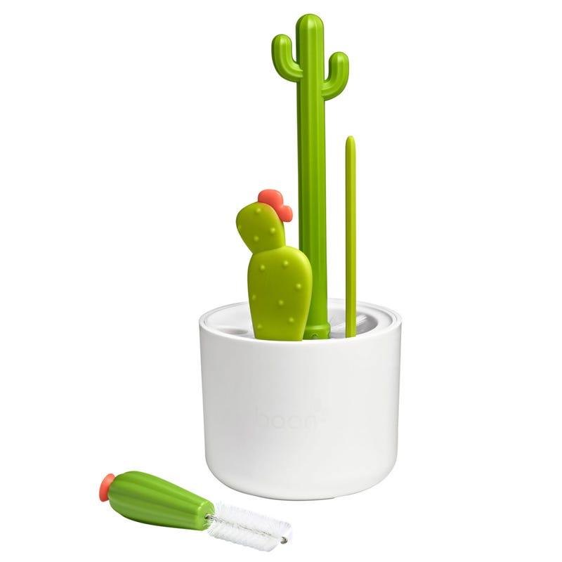 Cactus Bottle Cleaning Brush Set of 4