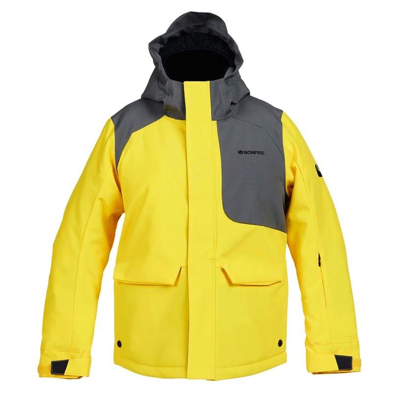 Structure Jacket 8-16