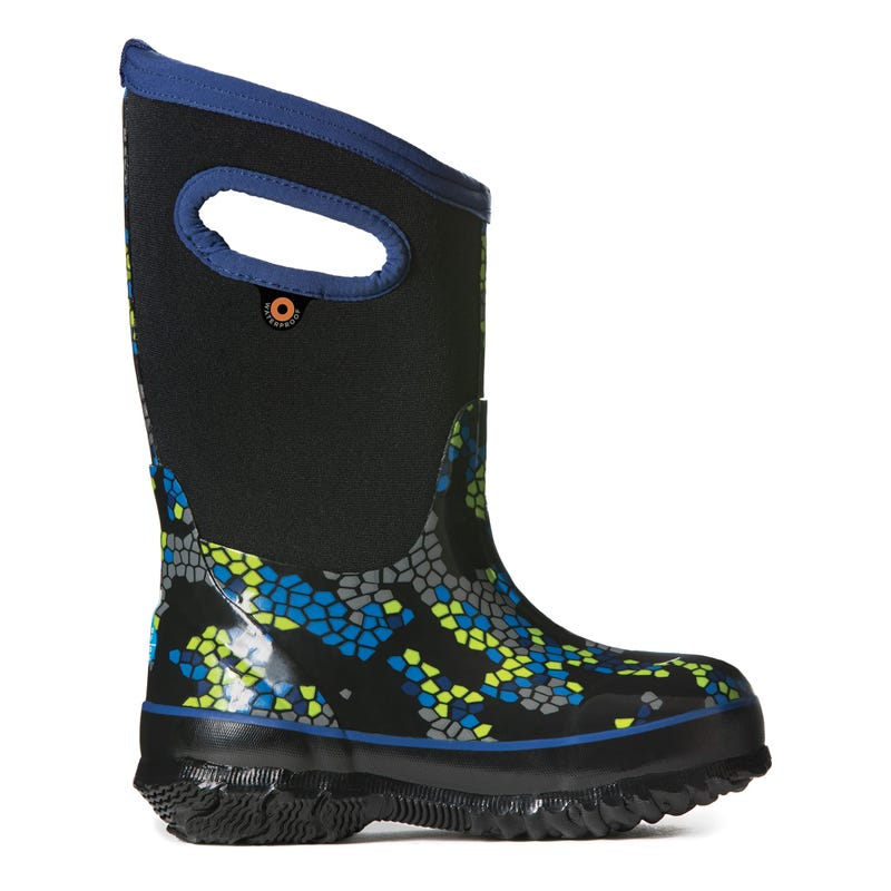 Winter Boots Classic Axel Sizes 7-6 - Black Multi