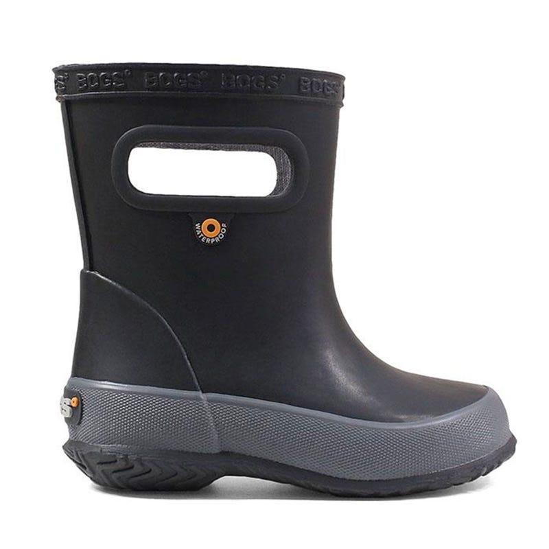 Skipper Solid Rain Boots Size 4-13