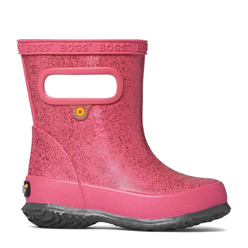 Skipper Glitter Rain Boots Sizes 4-13