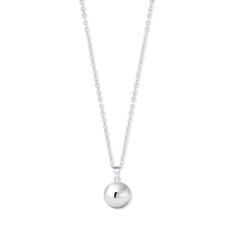 Pregnancy Jewelry Bola - Silver 925