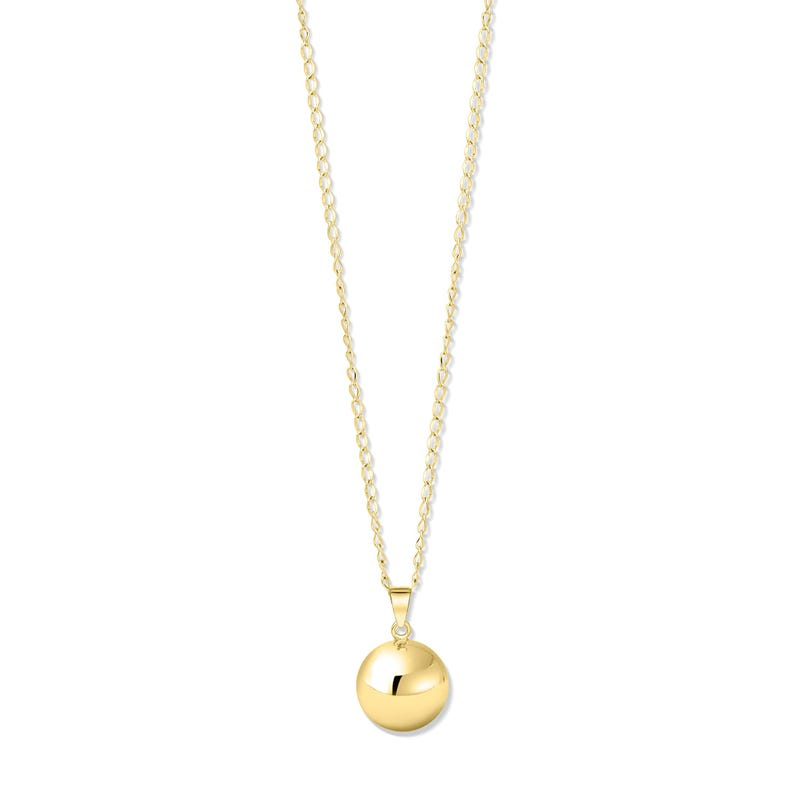 Pregnancy Jewelry Bola - Gold
