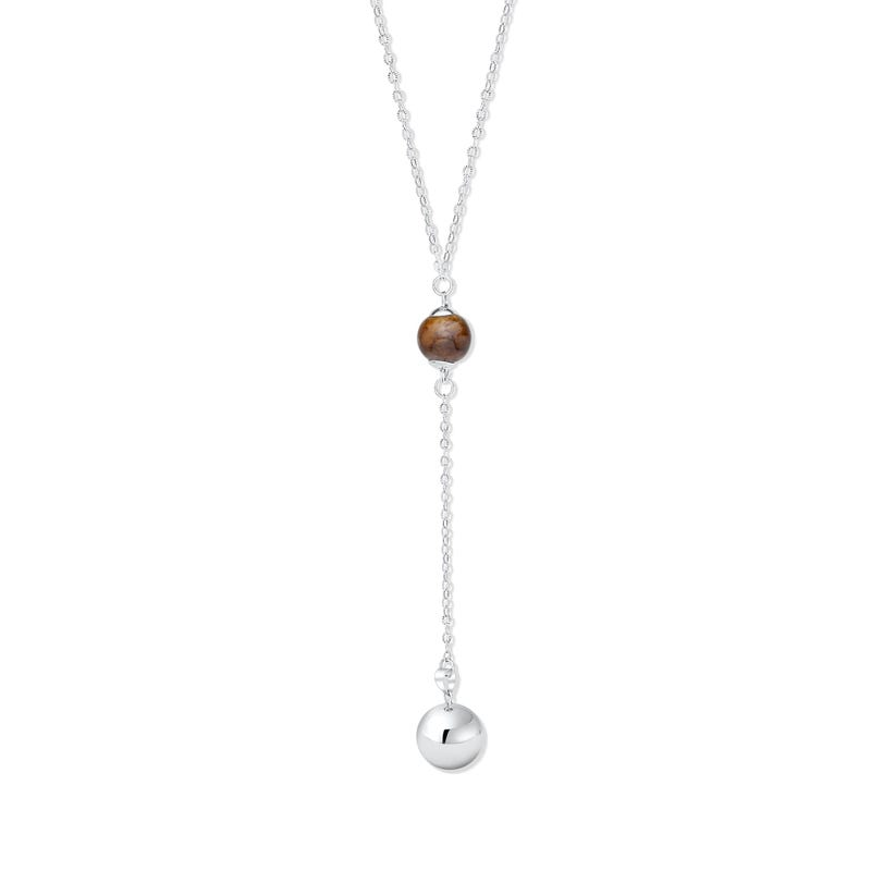 Pregnancy Jewelry Bola - Silver 925 / Coconut