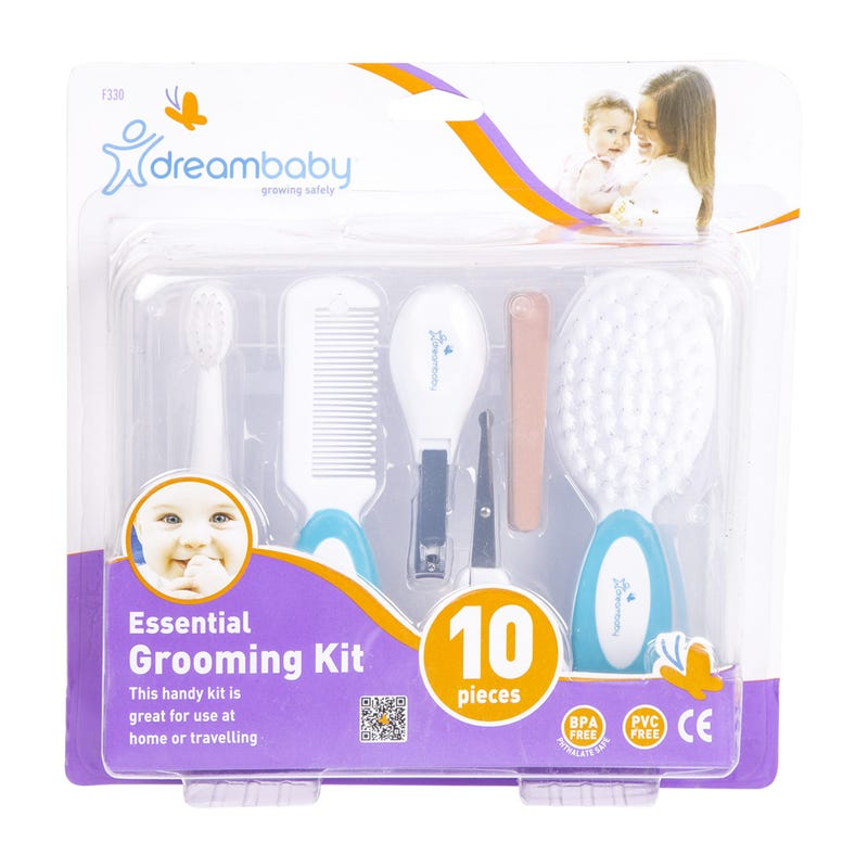 Essential Grooming Kit 10pcs