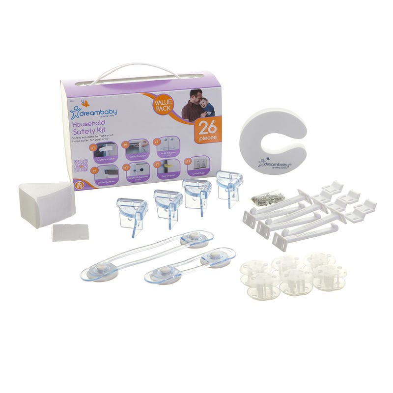 Household Safety kit-26pc