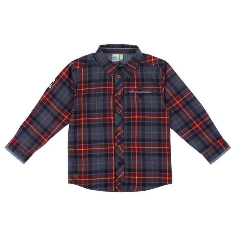 Rock Long Sleeves Shirt 7-12y