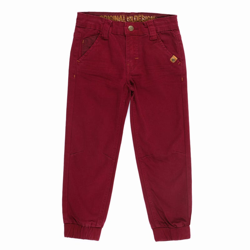 Pantalon Jogger Rock 7-12ans