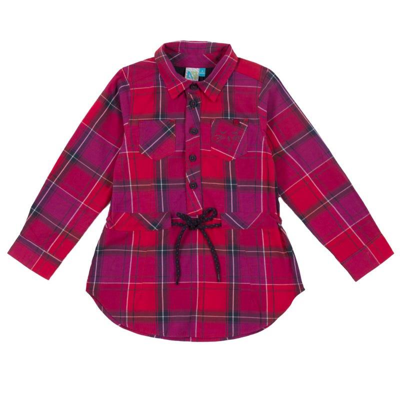 London Shirt Tunic 2-6x
