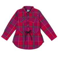 London Shirt Tunic 7-12y