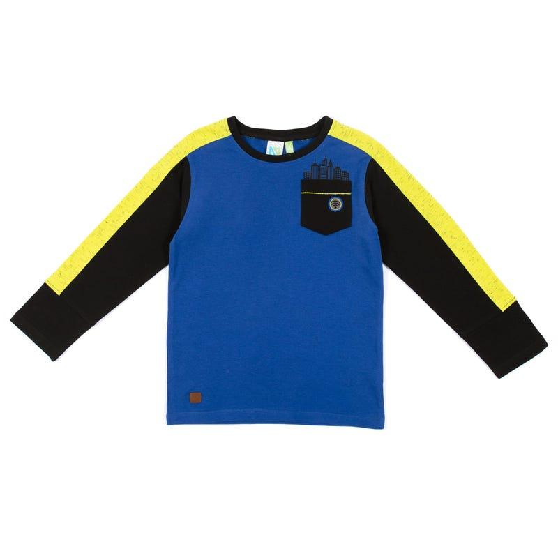 Skate Line Long Sleeves T-Shirt 2-6y