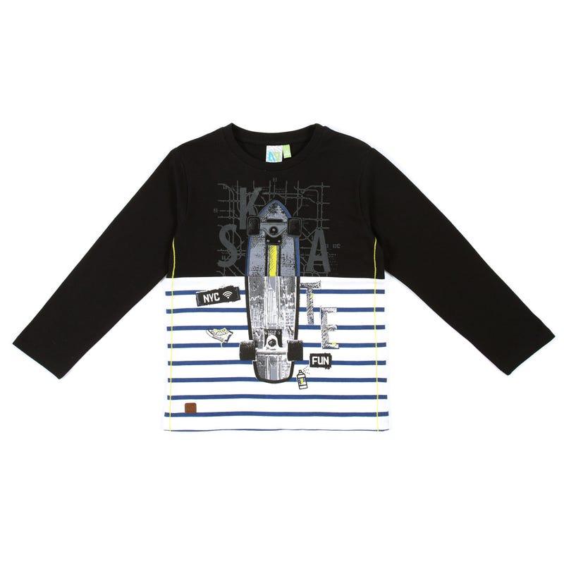 Skate Long Sleeves T-Shirt 7-12y