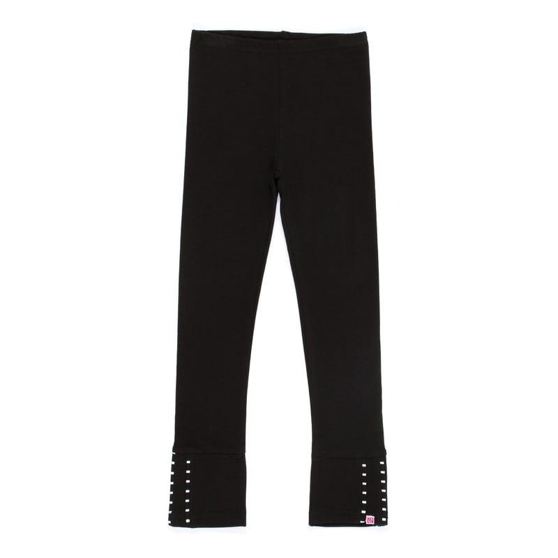 Legging Cirque 7-12ans - Noir