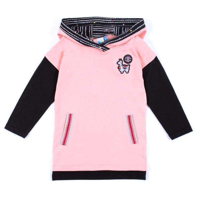 Peru Hooded Tunic 7-12y