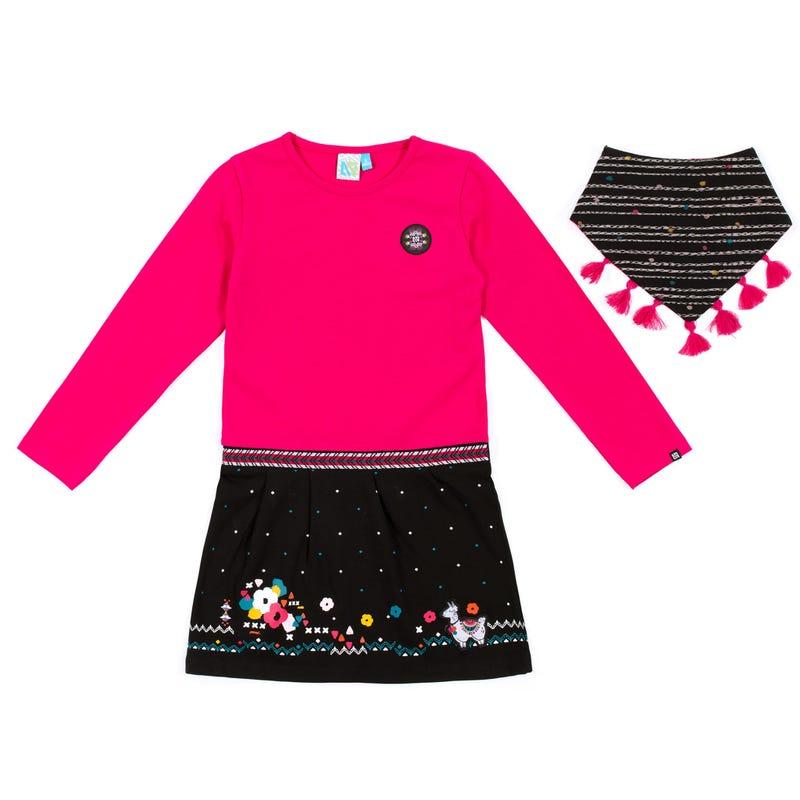 Peru Dress 2-6y