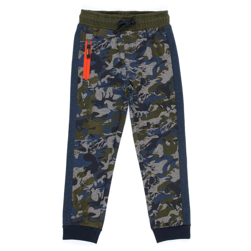 Scout Printed Jogger Pants 7-12y