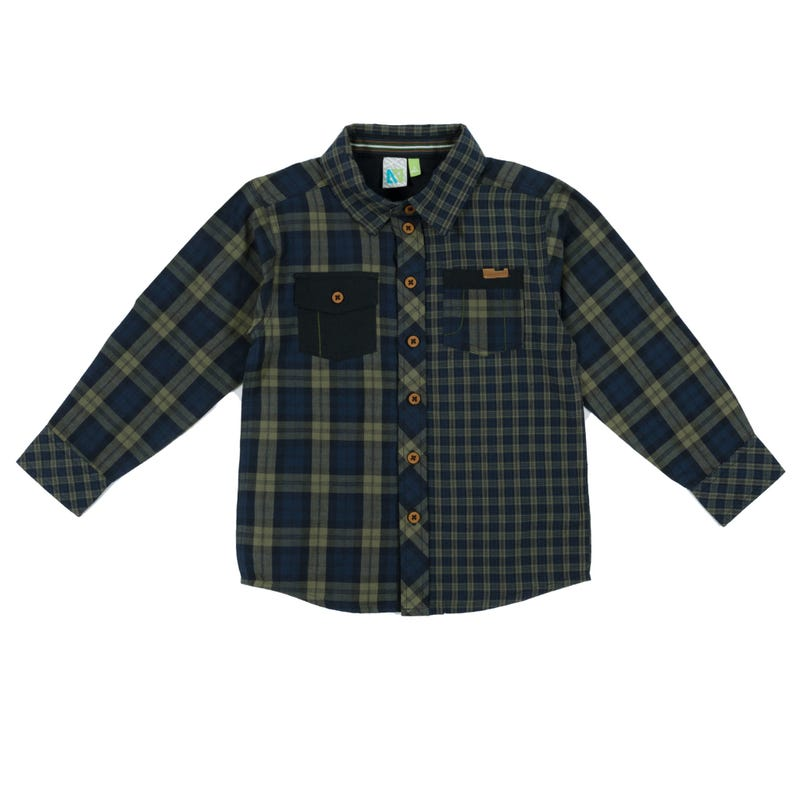 Scout Long Sleeves Shirt 7-12y