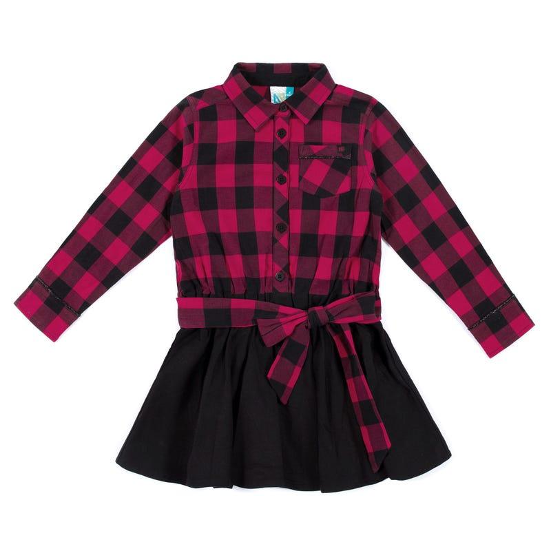 Cottage Shirt Dress 7-12y