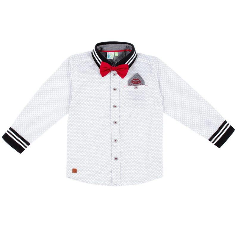 Chic Long Sleeves Shirt 7-12y