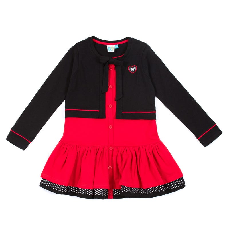 Heart 2-Piece Tunic 2-6y