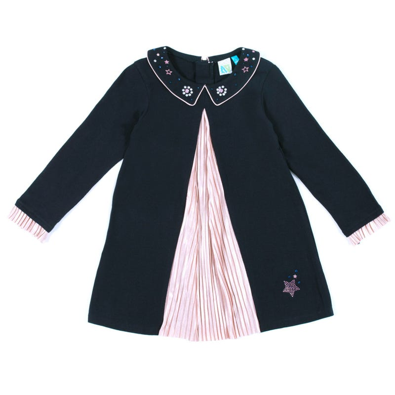 Magic Collar Tunic 2-6y