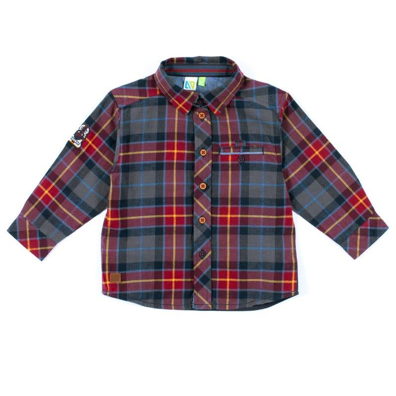 Rocker Long Sleeves Shirt 3-24m