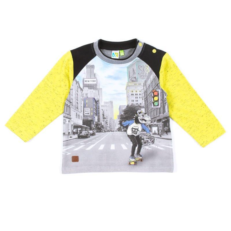 Dino T-Shirt 3-24m