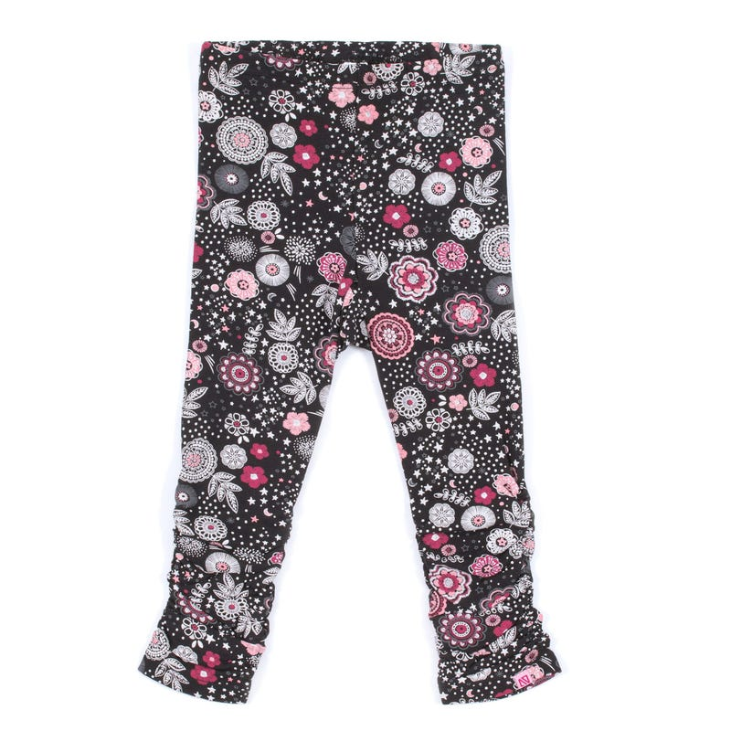 Circus Flowers Leggings 3-24m