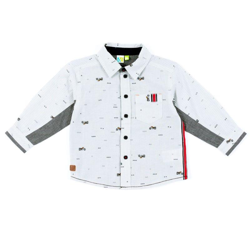 Mechanic Long Sleeves Shirt 3-24m