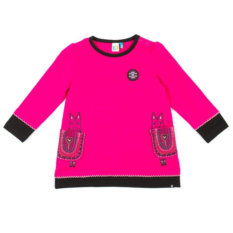 Peru Lama Tunic 3-24m