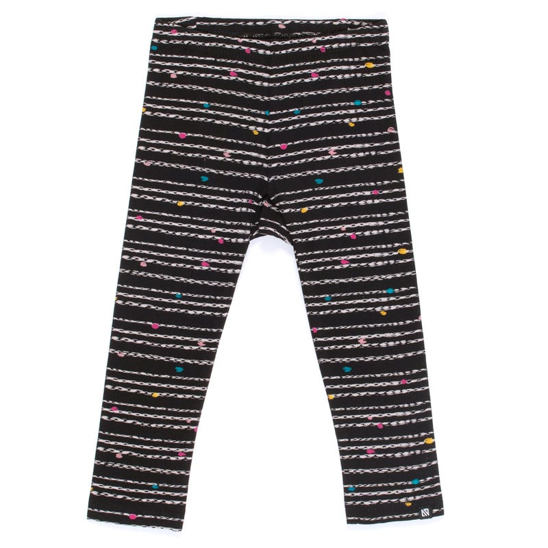 Peru Striped Leggings 3-24m