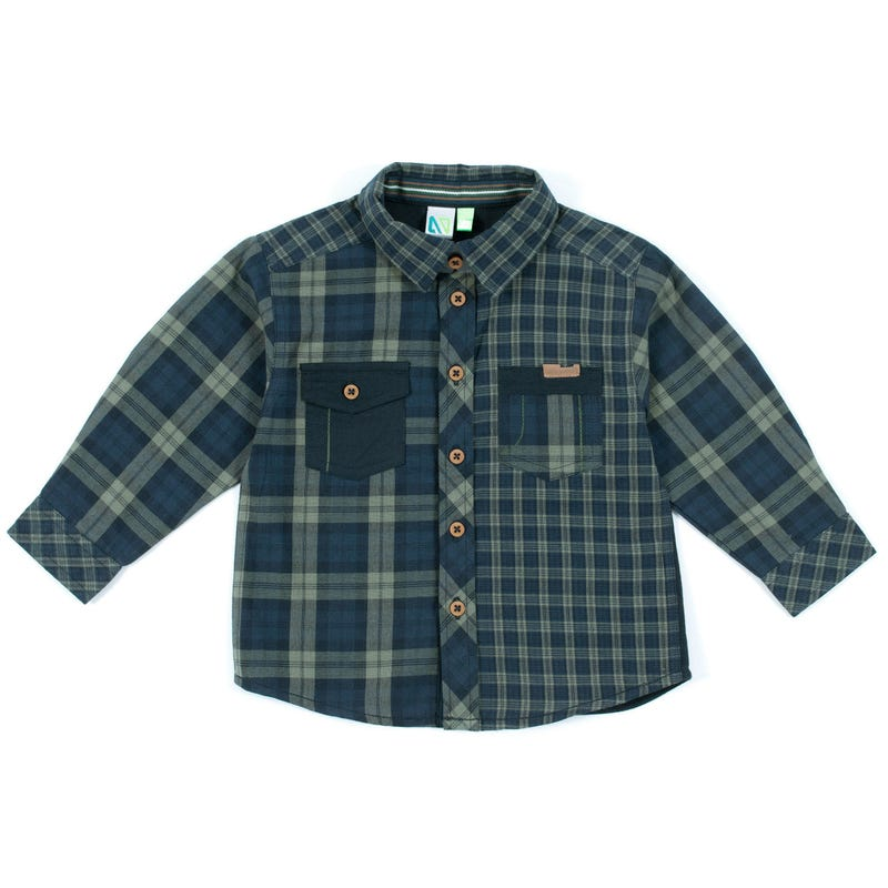 Scout Long Sleeves Shirt 3-24m