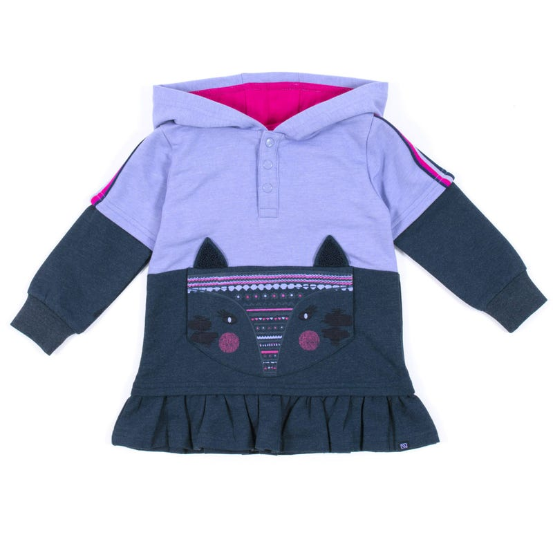 Magical Hooded Tunic 3-24m