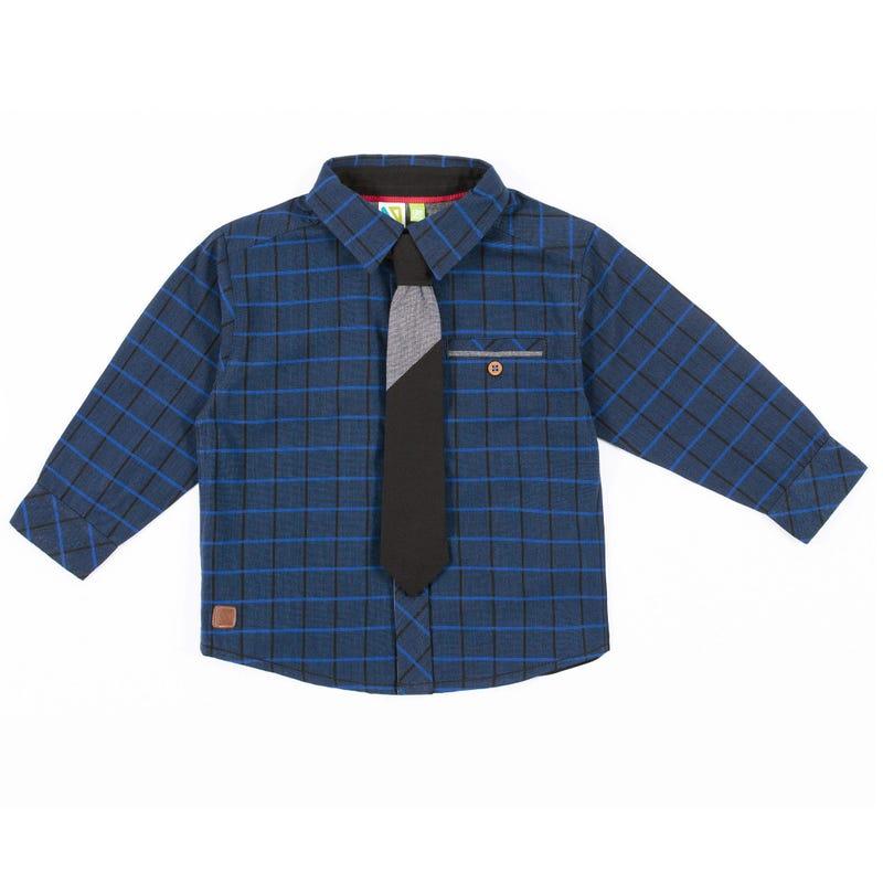 Chic Long Sleeves Shirt 3-24m
