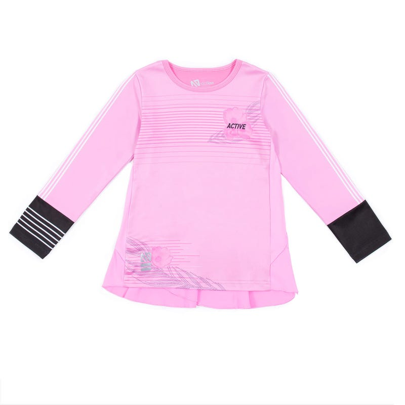 Active Long Sleeves T-Shirt 7-12y