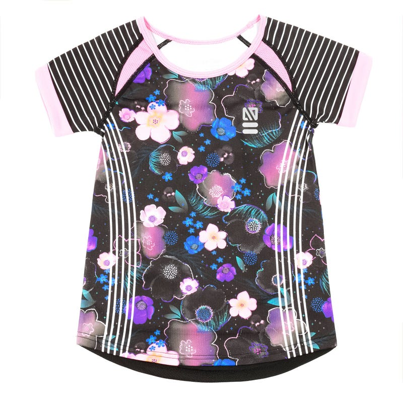 Active Printed T-Shirt 4-6y