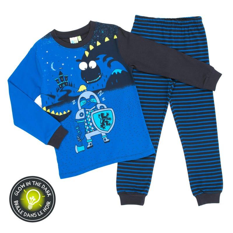 Dino Pajamas 2-6y