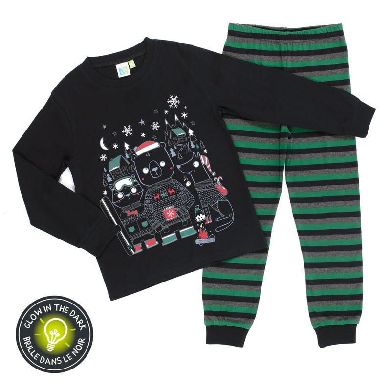 Pyjama Ours 2-6ans