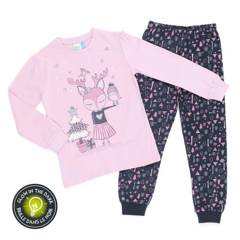 Pyjama Chevrette 2-6ans