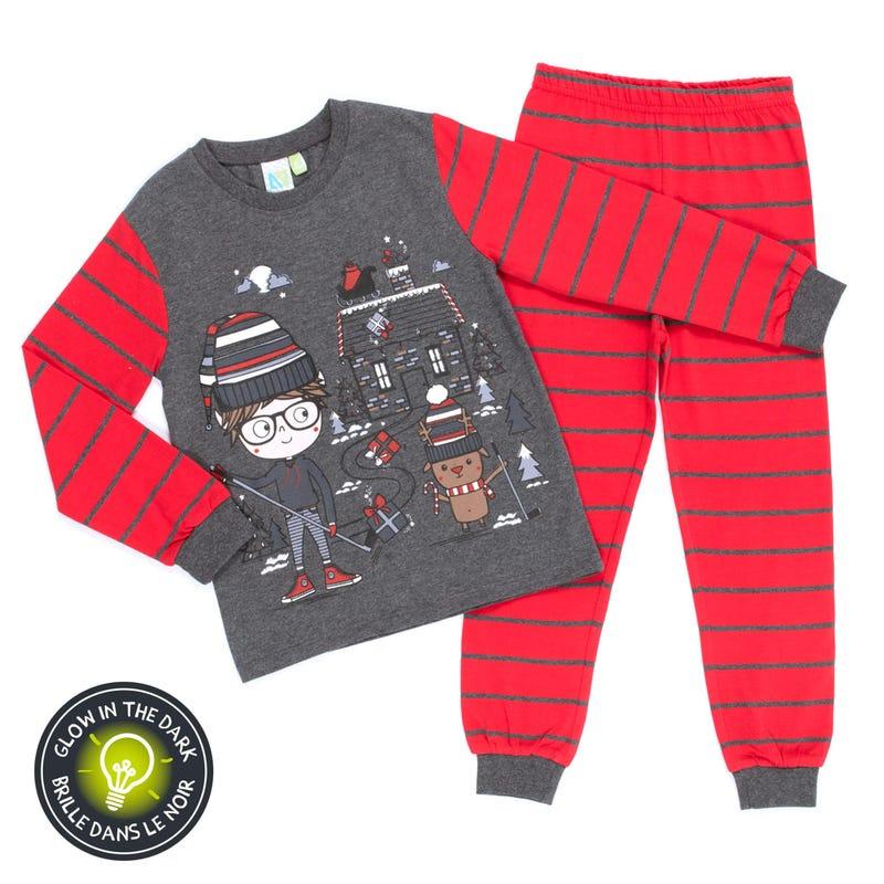 Pyjama 2 Pièces Lutin 12-24mois