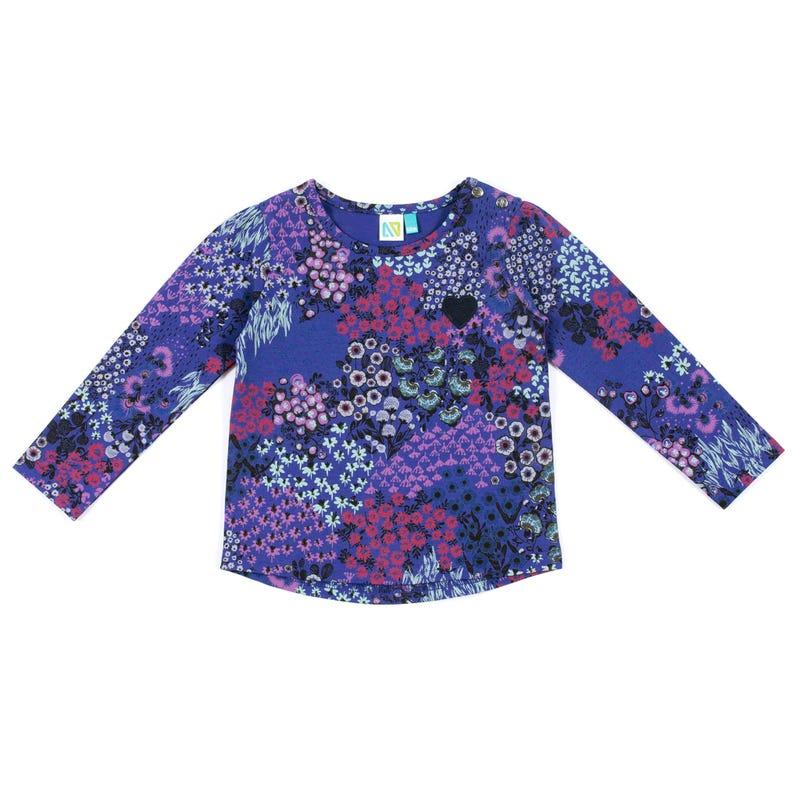 T-Shirt Manches Longues Magique 2-6ans