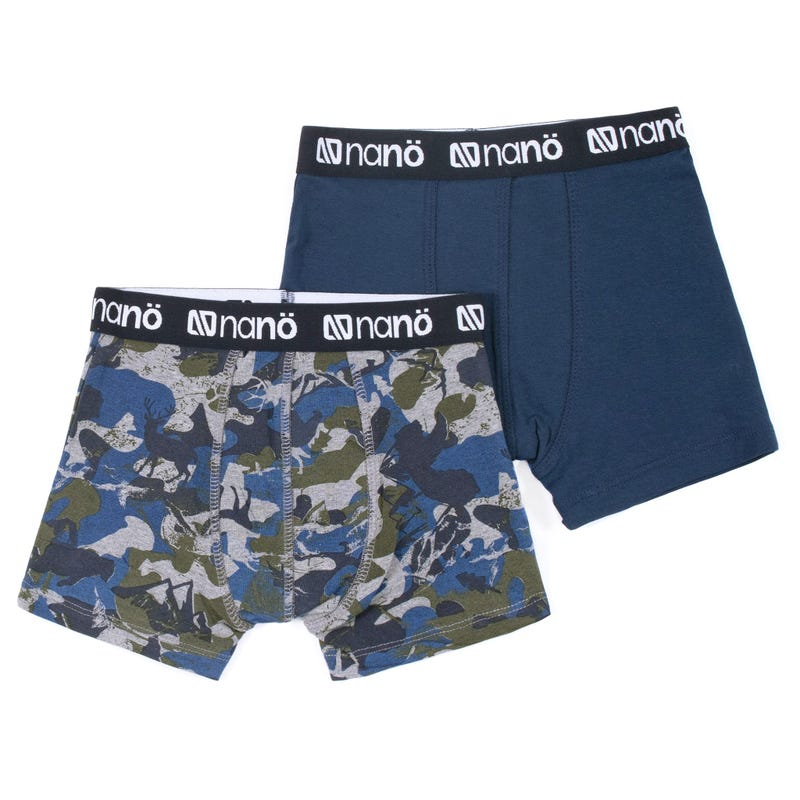 Scout Boxers 2-Pack 2-12y